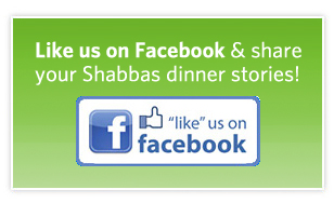 Guess Who's Coming To Shabbath - Facebook